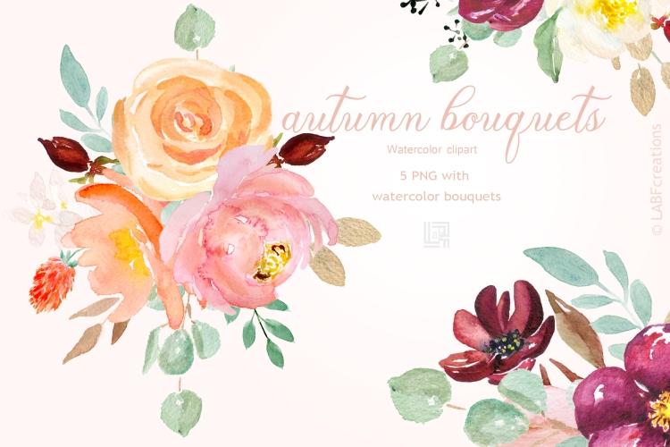 Presentation CM 2 Autumn bouquet