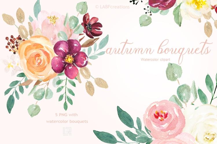 Presentation CM 3 Autumn bouquet