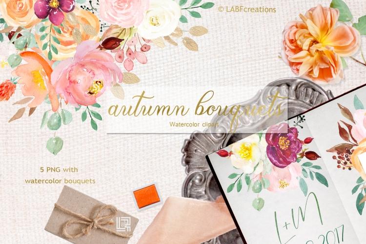 Presentation CM 6 Autumn bouquet