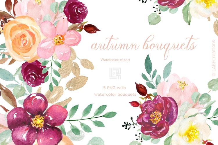 Presentation CM Autumn bouquet